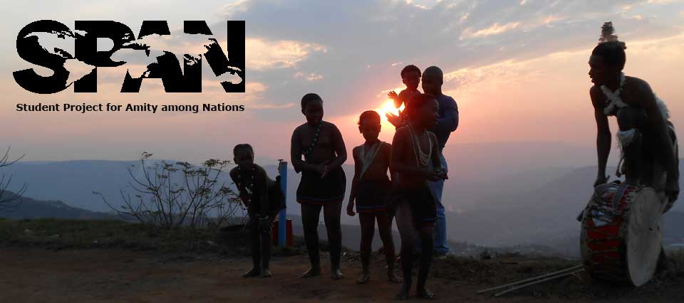 Student Project for Amity among Nations (SPAN)