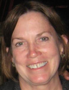 Lisa Heinrich, Ph.D., headshot